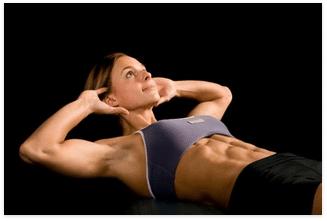bestebuikspieroefeningen - Kettlebell workout